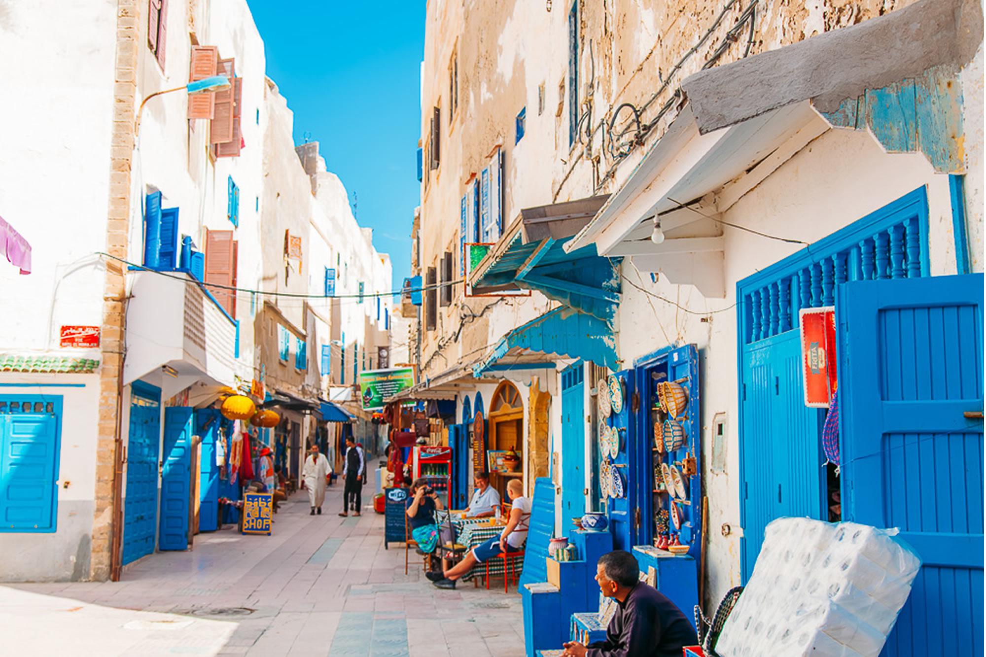 Essaouira shared budget day trips from Marrakech